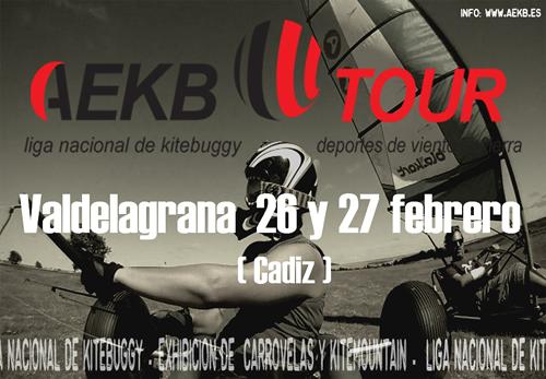 AEKB Tour Valdelagrana